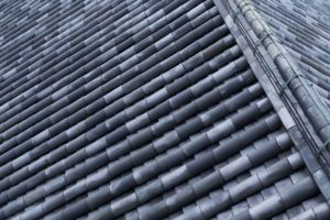 Moderne Dachziegel