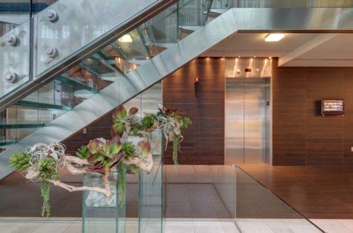 Treppen Aufzug